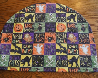 Large Tea Cozy Cover--Halloween #3 To be used with My Large Tea Cozy