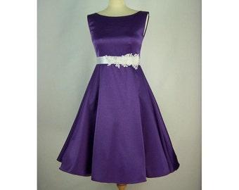 Evening dress A line dress