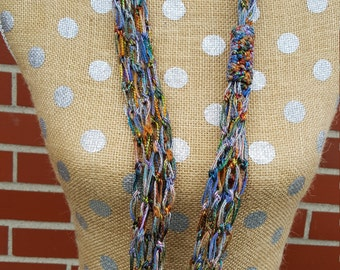 Solomon's knot necklace - handmade
