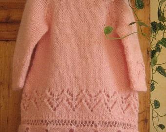 Ma petite chérie knitting dresses