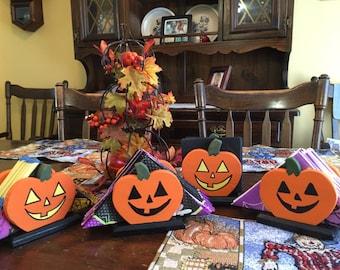 Halloween Napkin Holder Plan