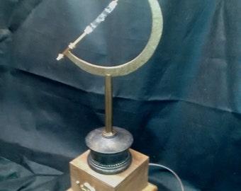 Vintage Steampunk Desk Lamp ~ Price reduced
