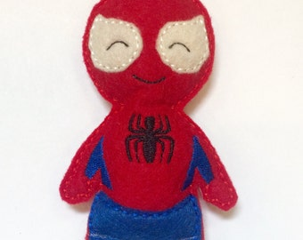 Catnip Toy Spiderman