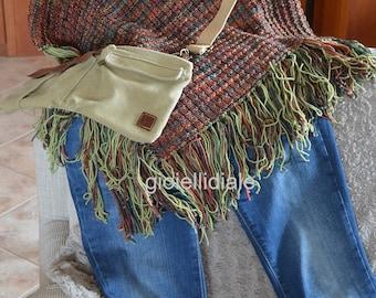 Woman's poncho