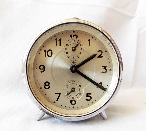Help dating junghans clock