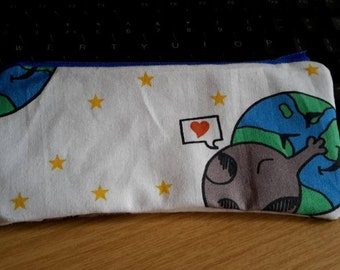 Love Earth Pencil Case