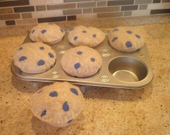 Felt Muffin Set