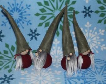 Swedish scandanavian gnomes