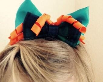 Brave Inspired Hair Bow
