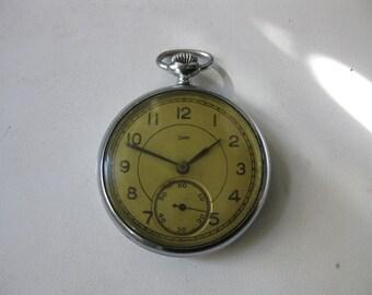 ZIM WATCH -Vintage Mechanical Watch