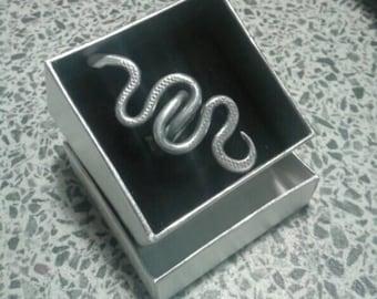 aluminium snake ring