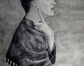 Vintage Portrait 3