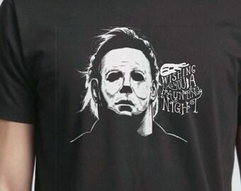Halloween movie shirt