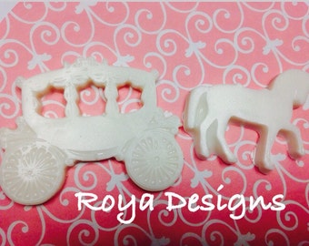 Horse and Carriage Soap Favour