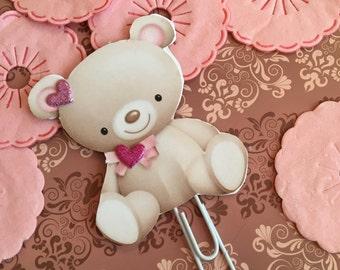Paperclip Love Bear