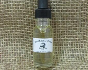 Beard Oil 1/2 oz