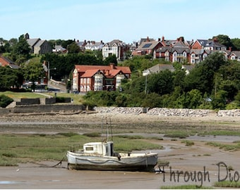 Barry Island, Wales (U.K.), Coastal, Art Photography, Seascape Wall Art