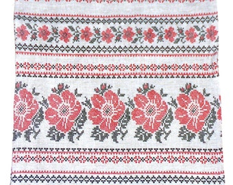 rushnyk, table runner, tablecloths, embroidery imitation