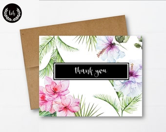 Thank You Card, Stationery