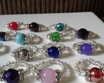 Bubble Gum Rings
