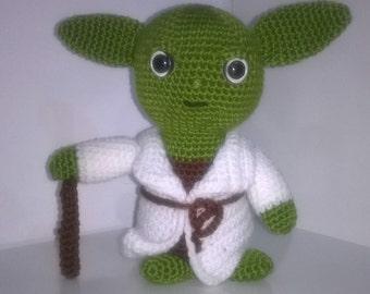 'Star wars' yoda