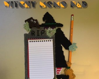 Witchy Memo Holder
