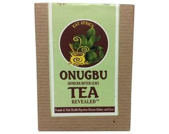 "West African Bitter Leaf (""Onugbu"") Tea"