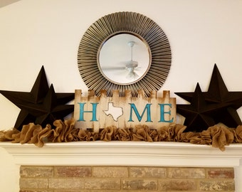 Rustic Home Sign Texas Sign Custom Rustic Sign Terqoise Sign , Rustic Sign Company,  Home Sign , Rustic Home Sign , Rustic Home Decor
