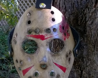 Friday The 13th Pt.4 Hockey Mask