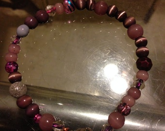 Dark Byzantine bracelet
