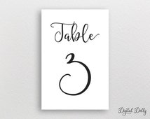 table numbers for wedding reception templates - popular items for rustic table numbers on etsy