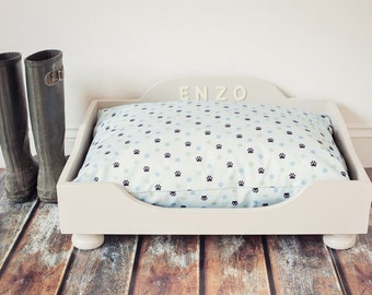Wooden Pet Bed