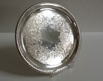 Silver Etched Platers/Plates