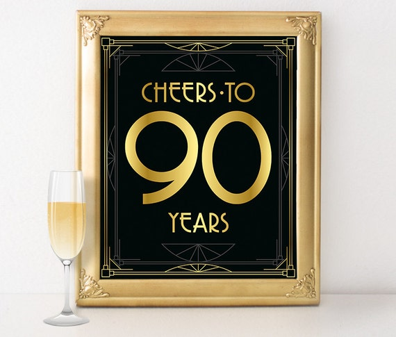90th birthday decorations 90 year old birthday sign great for 90th birthday decoration ideas