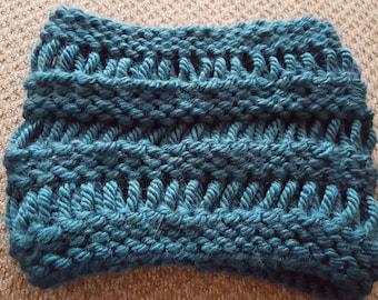 Kids cowl scarf