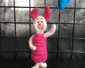 Piglet's Blue Balloon