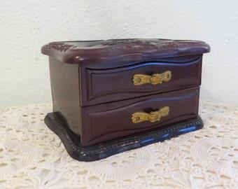Small Jewelry Box Girl's Trinket Box