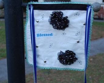 Prayer Flag - Blessed