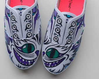Cheshire Cat Shoes