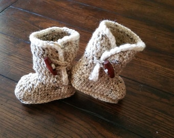 Snuggle Baby Booties