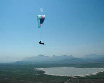 paragliding photo