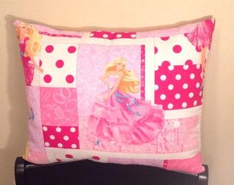 Barbie Princess Pillow