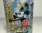 100 Years of Magic Walt Disney Glass Tumbler
