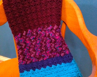 Bright and Bold Throw