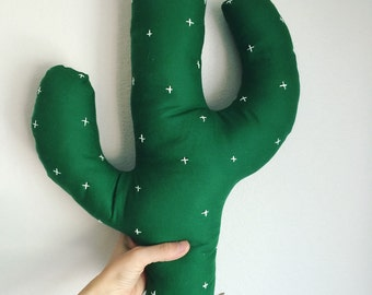 Saguaro Cactus Pillow
