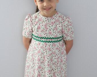 Handmade Girl's Dress Size 3