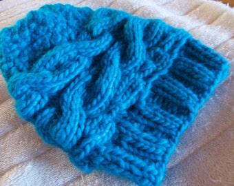 Winter Cap snowboard hat made of Merino Wool