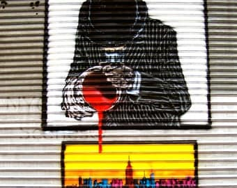 This City Needs Color© - NYC Graffiti - New York Street Art©