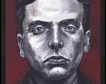 Ian Brady is Card Number 61 from the Original Serial Killer Trading Cards