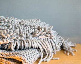 Nazca Throw Blanket